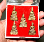 Blessing Set 5 Phra Buddha Sothorn, Wat Phra Thatlali BE 2541