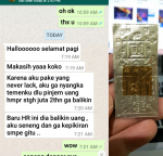 Blessing testimoni never lack of money Phra Ajhan O 1