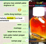 Blessing Testimoni AngKaChar Sexual Increasing Size Oil, Phra Ajhan O Pecthachun