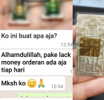 Blessing Testimoni 15 Never Lack Of Money Yant, Phra Ajhan O