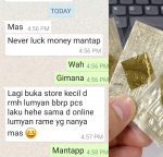 Blessing New 30 Testimoni Never Lack Of Money Yant, Phra Ajhan O