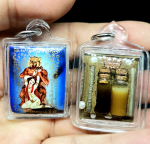 BlessingBuddha.Com Cassanova Tiger Locket (Version Eat Till Full) by Phra Arjarn O Petchabun