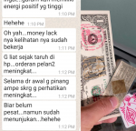 BlessingBuddha.Com New Testimoni 41 Never Lack Of Money Yant, Phra Ajhan O