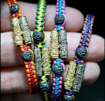 BlessingBuddha.Com Salika 100 thousands Sweeheart Takrud (Bracelet Version) by Phra Arjarn O by Phra Arjarn